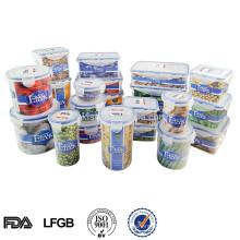 Mikrowellen-Plastiknahrungsmittelbehälter