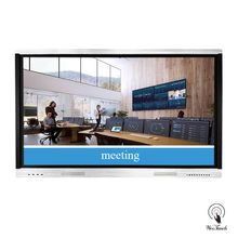 75 Zoll Win / Android OS Interaktives Whiteboard