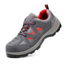 Защитные ботинки Легкая обувь для мужчин
