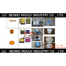 Plastic Pail Bucket Injection Mould