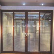Noite do dia Venetian Office Door Blinds