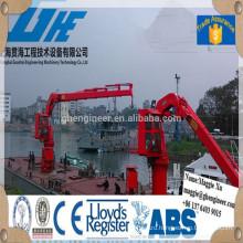 winch hoisting marine ship shore crane