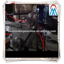 máquina de perforación y pinzado de cepillo de correa