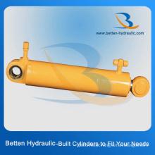 Empilhar e puxar cilindro hidráulico para escavadeira