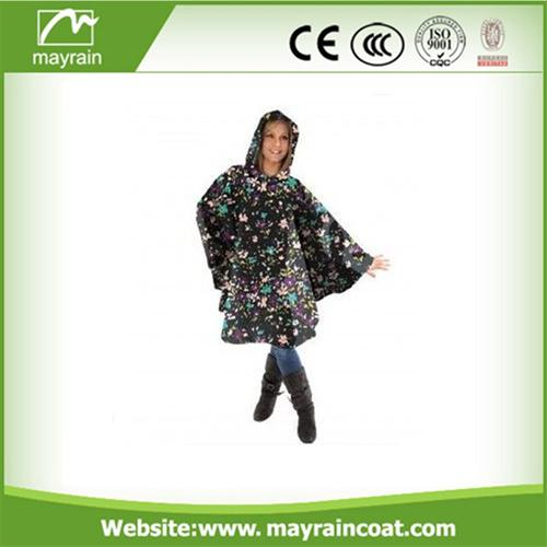 Kids Foldable Poncho