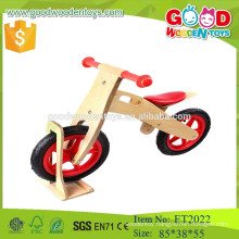 beautiful design kids wooden balance bike toys for 6 years old