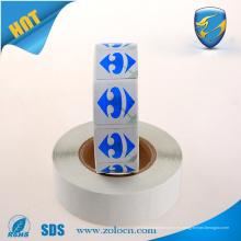Etiqueta engomada antirrobo de los eas de los 3 * 3/4 * 4cm etiqueta suave 8.2mhz Etiqueta RF Etiqueta suave de EAS