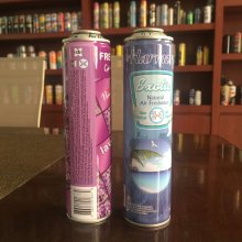 4 impression couleur OEM Aerosol Fresh Air Cans 300ml