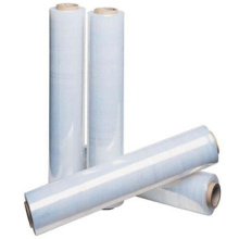 Plastic Wrap Transparent lldpe Stretch Film jumbo roll packaging materials