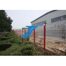 Sicherheits-dreieckiger 3 verbiegender Zaun