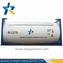 High purity R1270 refrigerant gas for cool system Y