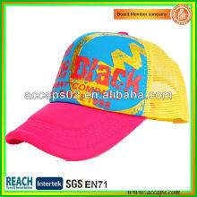 Silk Screen Mesh Caps TC-1017