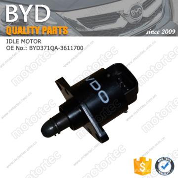 OE BYD spare Parts idler motor BYD371QA-3611700