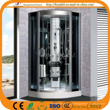 Cabina de ducha con marco pulido (ADL-8318)