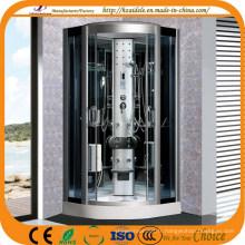 Cabine de douche à cadre poli (ADL-8318)