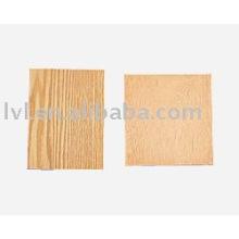 Tablero del MDF del grano de madera