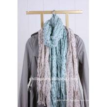 women wool floral printed scarfs shawls
