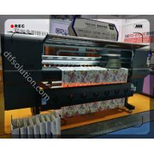 Machine d'impression jet d'encre Fd-6194e sur papier de sublimation