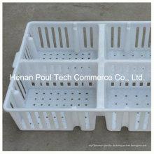 Huhn Plastik Transport Käfig