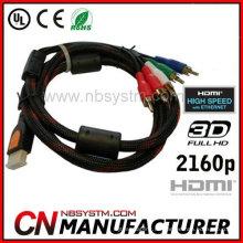 HDMI A Typ zum C-Typ Kabel 1.4