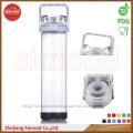 Garrafa de água Trtian Trucks de 500ml com palha, BPA Free