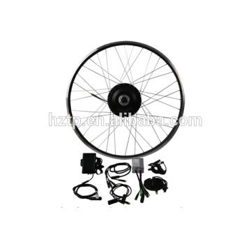 E kit de conversão de bicicleta, 24 V 36 V 48 V fácil de montar bicicletas elétricas kit de conversão de bicicletas