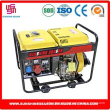 6kw Open Design Diesel Generator for Home & Power Supply
