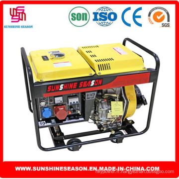 2kW conception ouverte de groupe électrogène Diesel pour maison & Power Supply