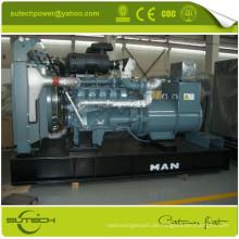 Deutschland Original Motor D2862LE223 800KW Man Motor Generator