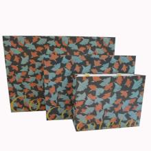 Ручка бумажный мешок для упаковки или покупки (SW108)