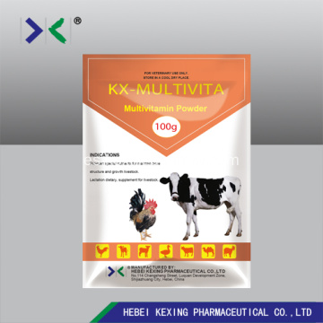 Animal Multivitamínico WSP 50g