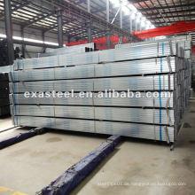 Hohlquerschnitt Stahlrohr