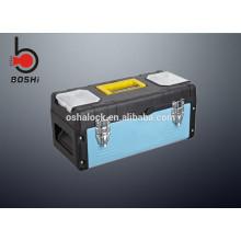 Iron Sheet Engineering Plastic caixa de segurança de bloqueio de segurança portátil (BD-Z03)