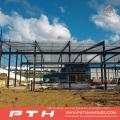 Estructura de acero barata de alta calidad para Warehouse