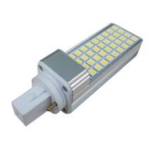 110V-240V las luces del maíz de 120 grados SMD 5050 llevaron el bulbo 8w G24