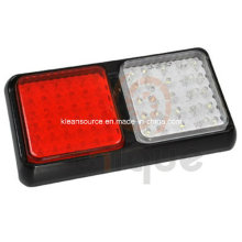 36red & 25white LED Parar / cola / lámpara reversa