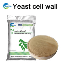 Feed Additive Yeast Cell Wall Powder For Animal Growth