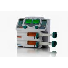 Equipo médico, bomba de jeringa de doble canal (BYZ-810TU)