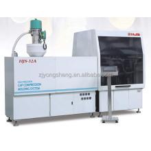 cap closing machine bottle capping machine cap compression molding machine