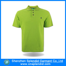 2017 neue Design Verschiedene Farben Mode Baumwolle Unisex Polo-Shirt