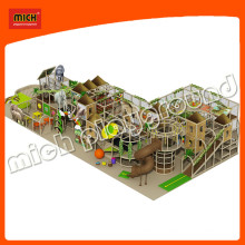 Commercial Fiberglass Indoor Playground Equipment for Home