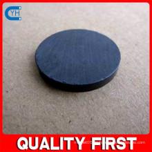 Hecho en China Fabricante y fábrica $ Proveedor Imán de la ferrita del disco de la alta calidad
