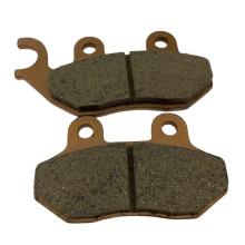 Ceramic Motorcycle brake pad HS049 missin motor disc brake pads tmax for SFA264/SBS 140/SBS 708