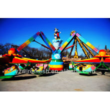 Amusement Park ride--Three Star Spinner