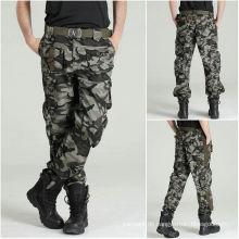 Mens New Combat Camouflage Hose mit taktischen militärischen Kleidung