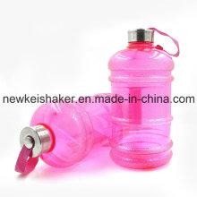 New Wave Enviro Eastar Resina Garrafa, PETG de garrafa de água de plástico de 2,2 litros