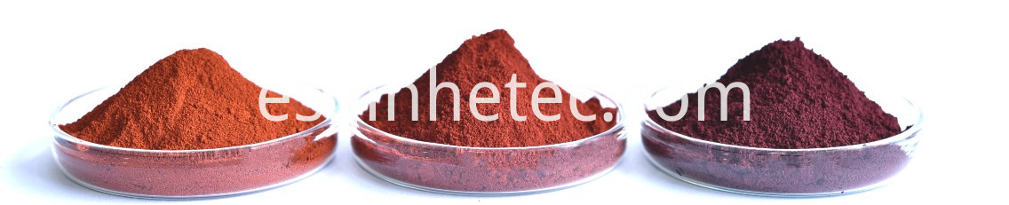 Iron Oxide Red 140