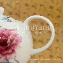 Eco-Friendly Stocked Pottery Juego de té coreano