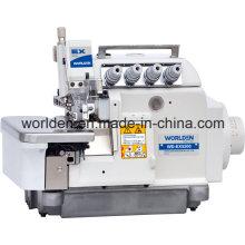 WD-Ex5200d-3 Супер высокая скорость прямой привод оверлок швейная машина