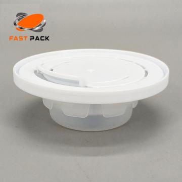 tampa de bico de plástico para latas vazias de óleo de motor